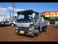 新潟の中古車 いすゞ エルフトラック 車両価格 189万円 リ済別 平成18年 3.5万K 白