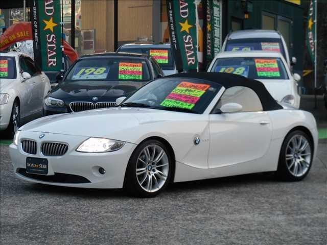 BMW Z4 2.2i RHD (検29.12)