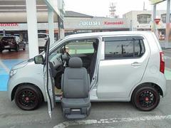 ワゴンR昇降シート車(非課税) 助手席リフトアップ