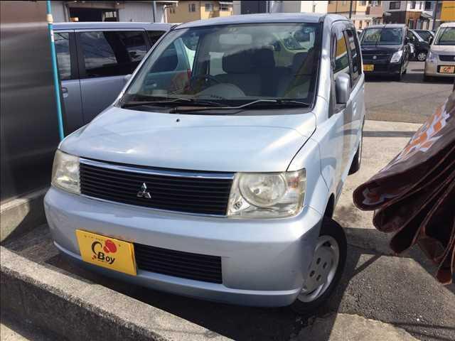 三菱 eKワゴン M 4WD 寒冷地仕様 4WD (検30.7)