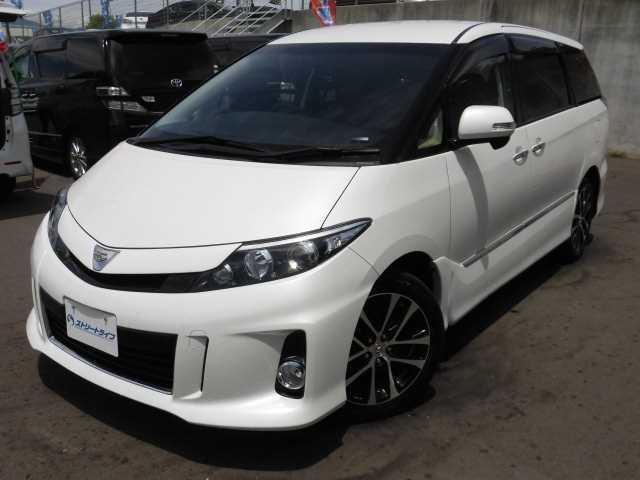 トヨタ アエラス Premium Edition 7人乗 4WD