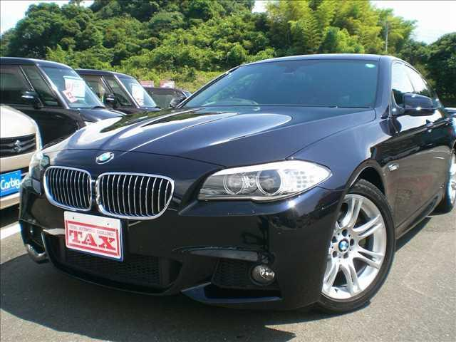 BMW 5シリーズ 523d BluePerformance Mス...