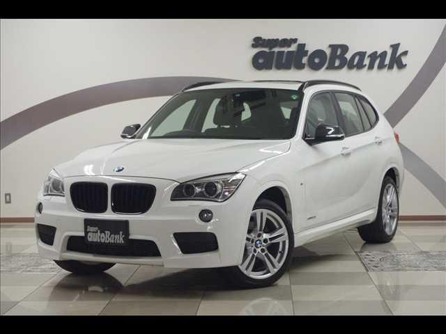 BMW xDrive20i Mスポーツ プッシュスタート