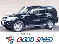 パジェロディーゼル スーパーエクシード4WD SD 革  サンルーフ