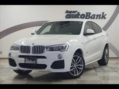 BMW X4xDrive28i M Sport バック&フロントカメラ