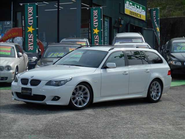 BMW 5シリーズ 525iツーリング (検30.11)