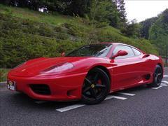 フェラーリ 360F1