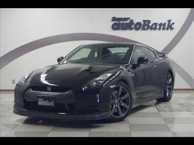日産 GT−R ブラックエディション ターボ4WD クルーズコント...