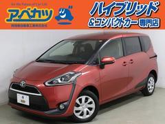 シエンタG 4WD ナビ&地デジ トヨタセーフティーセンス