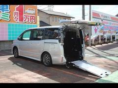 ヴォクシーZS 車イス1基 スロープタイプ2 8人乗り 消費税非課税