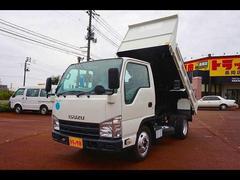 エルフトラック2t FFL 強化ダンプ 手動コボレーン付