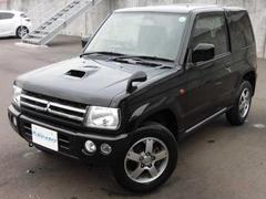 パジェロミニアクティブフィールド エディション 4WD