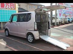 N BOX+GLパッケージ リアスローパー ナビTV 福祉車両 非課税