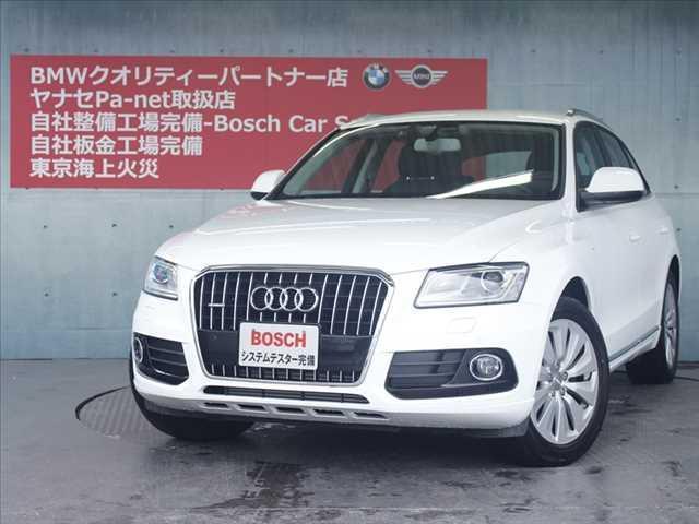 アウディ Q5ハイブリッド Q5 hybrid quattro L...
