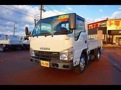 エルフトラック1.5t 4WD FFL Wタイヤ 平ボディ