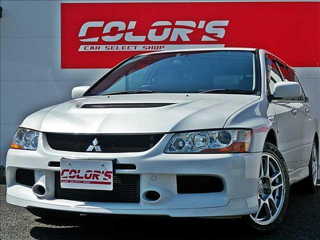 Mitsubishi Lancer Wagon Evolution Gt A 2005 Pearl White