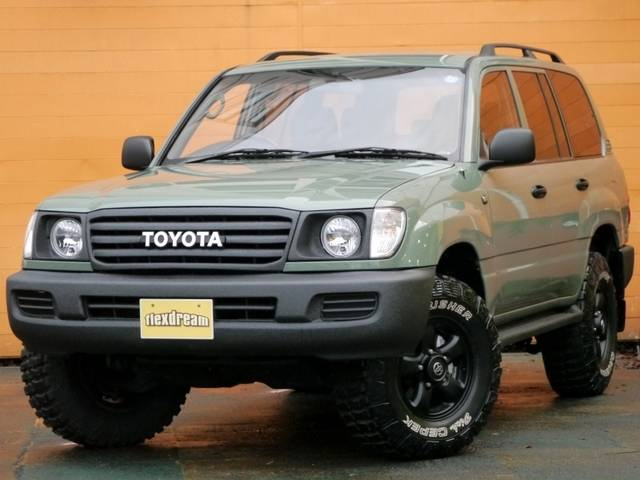 Photo of TOYOTA LAND CRUISER 100 VX LIMITED / used TOYOTA