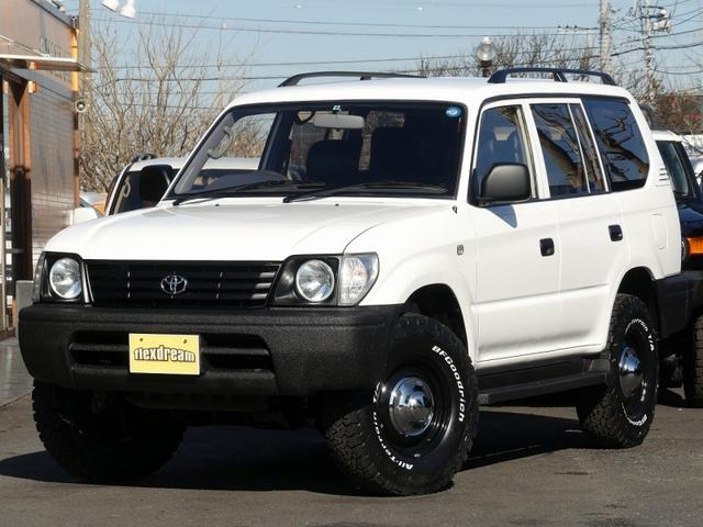 Photo of TOYOTA LAND CRUISER PRADO TX LIMITED / used TOYOTA