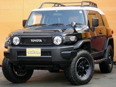 FJ クルーザー 4WDブラックカラーパッケージ 2インチリフトアップ
