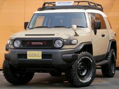 FJ クルーザー 4WDベースグレード 2インチアップ トレイル仕様ブラックアウト