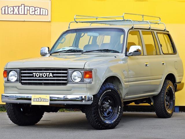 トヨタ VX-LTD 5インチアップ シートカバー コンビハンドル