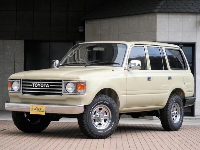 トヨタ VX-LTD ランクル60フェイス クラシックコンプリート