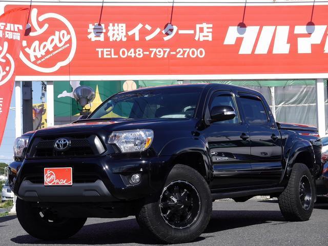 米国トヨタ TRDスポーツ 新車並行ハードトノカバー フルセグHDDナビ