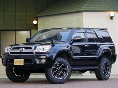 ハイラックスサーフSSR−G 4WD 2インチUP 新品タイヤ
