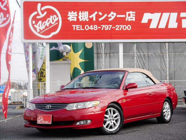 Photo of AMERICA_TOYOTA CAMRY SOLARA SE CONVERTIBLE / used AMERICA_TOYOTA