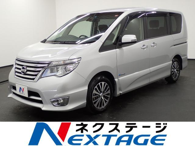 Photo of NISSAN SERENA HIGHWAY STAR V SELECTION +SAFETY S-HYBRID / used NISSAN