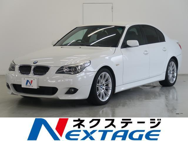 BMW 5シリーズ 525i Mスポーツパッケージ 純正HDDナビ...