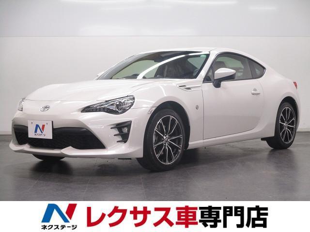 86(トヨタ)GT 中古車画像