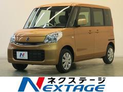 新潟県の中古車ならスペーシア G 届出済未使用車 Sエネチャ−ジ 運転席シートヒーター