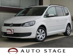 VW ゴルフトゥーランTSI コンフォートライン 新品メモリナビ 禁煙車 クルコン