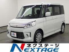 新潟県の中古車ならスペーシアカスタム XS 電動スライドドア スマートキー アイドリングストップ
