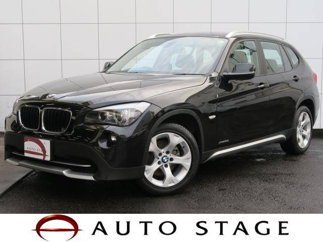 BMW X1 xDrive 20i XラインPKG HDDナビ フ...