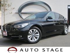 BMW535i グランツーリスモ 純正HDDナビ 黒革 サンルーフ