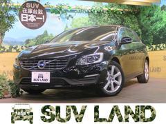 ボルボ V60D4 SE 純正HDDナビ フルセグTV 黒革シート 禁煙車