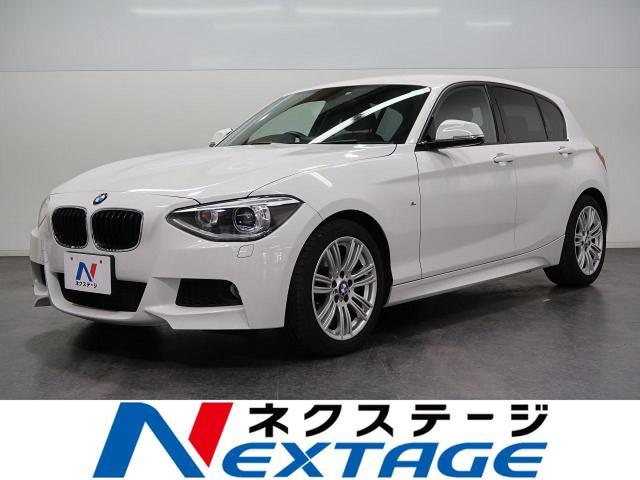 BMW 1シリーズ 116i Mスポーツ HDDナビ クリアランス...