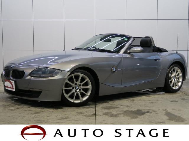 BMW Z4 ロードスター2.5i ナビ 黒革 キセノン ETC ...