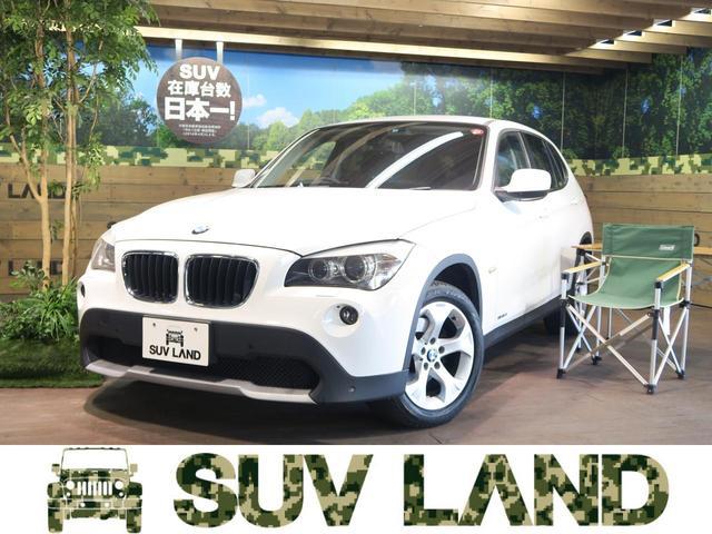 BMW X1 sDrive 18i 純正HDDナビ ETC HID...