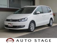 VW シャランTSI ハイライン HDDナビ フルセグTV 電動リアゲート