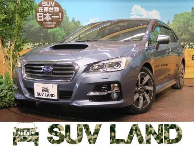 スバル レヴォーグ 1.6GTアイサイト 4WD 純正SDナビ レ...