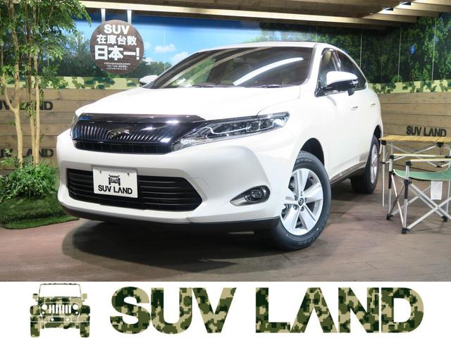 Photo of TOYOTA HARRIER ELEGANCE / used TOYOTA