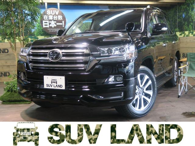 Photo of TOYOTA LAND CRUISER ZX / used TOYOTA