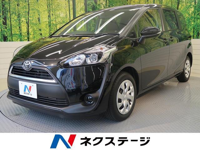 トヨタ G 登録済未使用車 両側電動ドア スマートキー 革ハンドル