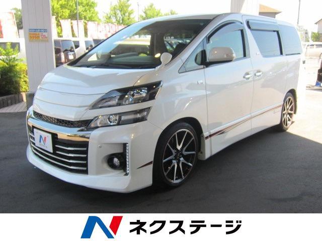 トヨタ 2.4Z G's 純正SDナビ 地デジ 電動スライドドア