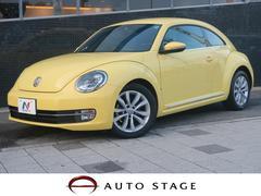 VW ザ・ビートルデザインレザーパッケージ 黒革 HDDナビフルセグ
