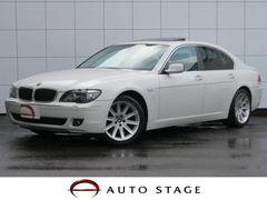 BMW740i 左H コンフォートプラスPKG サンルーフ 黒革
