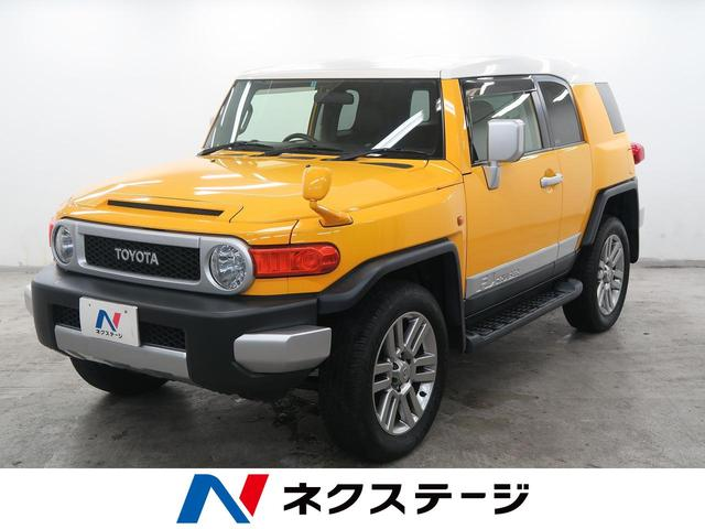 Photo of TOYOTA FJ CRUISER COLOR PACKAGE / used TOYOTA